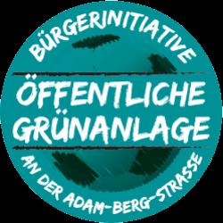 ÖFFENTLICHE GRÜNANLAGE AN DER ADAM-BERG-STRASSE